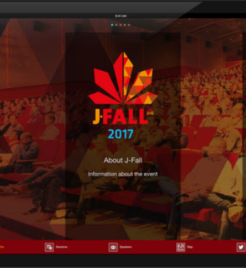 Download the J-Fall Event App