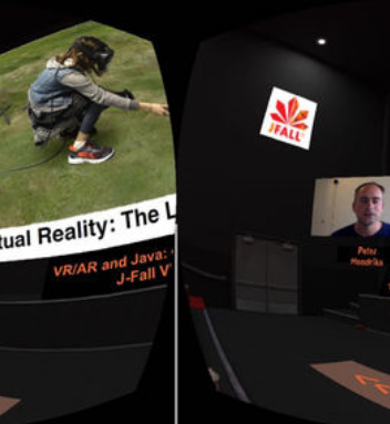NEW: The J-Fall VR App
